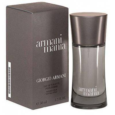 Туалетная вода Armani Mania for Men 50ml (тестер)