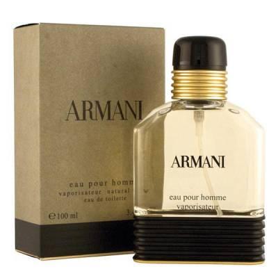 Туалетная вода  Armani Eau Pour Homme 100ml (тестер)