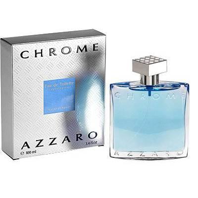 Мужская парфюмерия Туалетная вода Azzaro Chrome Homme (тестер) 100ml (лицензия)