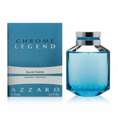 Мужская парфюмерия Туалетная вода Azzaro Chrome Legend 125ml (лицензия)