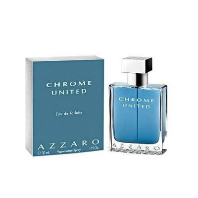 Мужская парфюмерия Туалетная вода Azzaro Chrome United 200ml