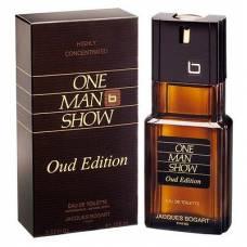 Туалетная вода Bogart One Man Show Oud Edition 100мл