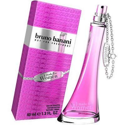 Женская парфюмерия Туалетная вода Bruno Banani Not for Everybody for Women 75ml (лицензия)