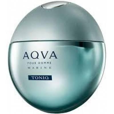 Мужская парфюмерия Туалетная вода Bvlgari Aqva Marine Pour Homme Toniq 100ml (лицензия)