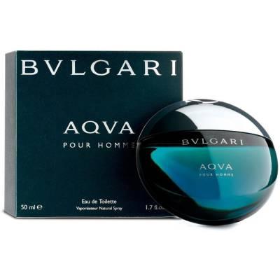 Мужская парфюмерия Туалетная вода Bvlgari Aqva Pour Homme 100ml (лицензия)