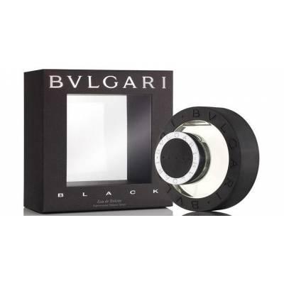 Мужская парфюмерия Туалетная вода Bvlgari Black 75ml (лицензия)