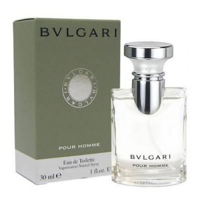 Мужская парфюмерия Туалетная вода Bvlgari Pour Homme 100ml (лицензия)