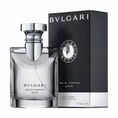 Мужская парфюмерия Туалетная вода Bvlgari Soir Pour Homme 50ml
