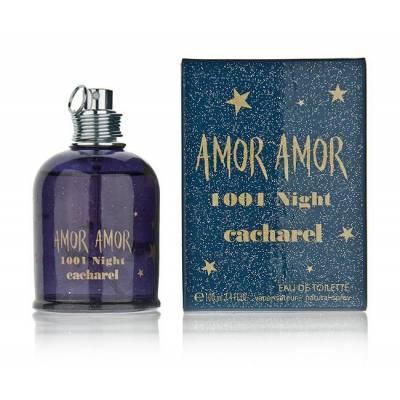 Женская парфюмерия Туалетная вода Cacharel Amor Amor 1001 Night 100ml (лицензия)