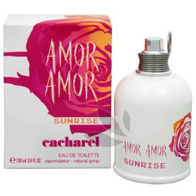 Женская парфюмерия Туалетная вода Cacharel Amor Amor Sunrise 100ml (лицензия)