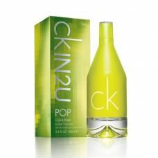 Туалетная вода Calvin Klein CK In2U Pop 100ml (лицензия)