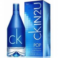 Туалетная вода Calvin Klein CK IN2U Pop Him 100ml (лицензия)