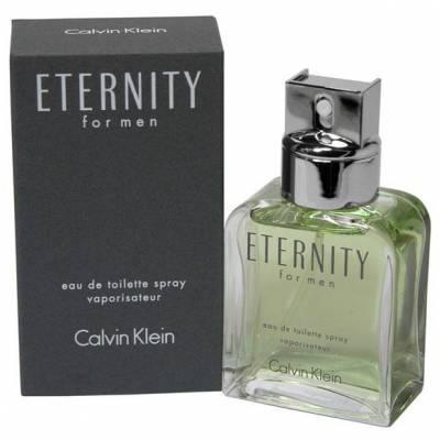 Мужская парфюмерия Туалетная вода Calvin Klein Eternity For Men 100ml (лицензия)