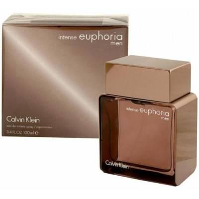 Мужская парфюмерия Туалетная вода Calvin Klein Euphoria Intense 100ml (лицензия)