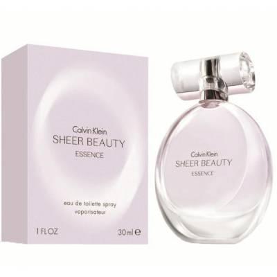 Женская парфюмерия Туалетная вода Calvin Klein Sheer Beauty Essence 100ml (лицензия)