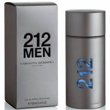 Туалетная вода Carolina Herrera 212 Man 100ml (лицензия)