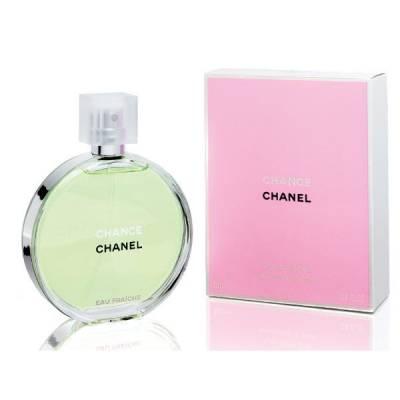 Женская парфюмерия Туалетная вода Chance Eau Fraiche 100ml (лицензия)