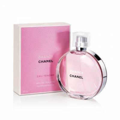 Женская парфюмерия Туалетная вода Chance Eau Tendre 100ml (лицензия)