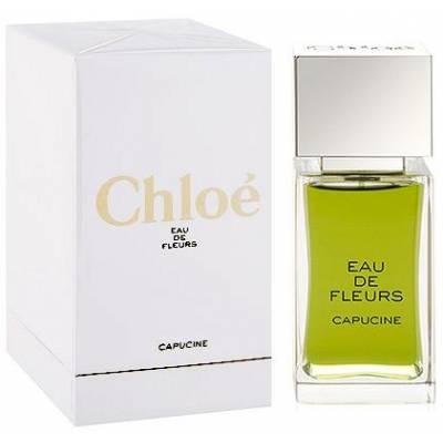 Женская парфюмерия Туалетная вода Chloe Eau de Fleurs Capucine 100ml (лицензия)