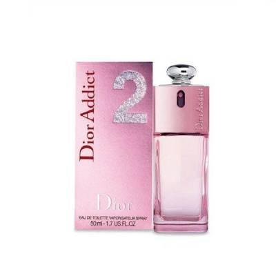 Женская парфюмерия Туалетная вода Christian Dior Addict 2 100ml (лицензия)