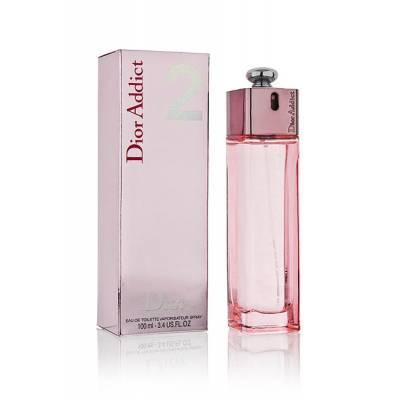 Женская парфюмерия Туалетная вода Christian Dior Addict Shine 100ml (лицензия)