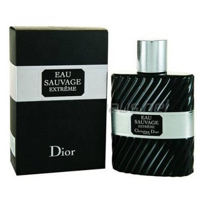 Мужская парфюмерия Туалетная вода Christian Dior Extreme Intense 100ml (лицензия)