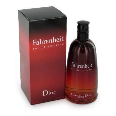 Мужская парфюмерия Туалетная вода Christian Dior Fahrenheit 100ml (лицензия)