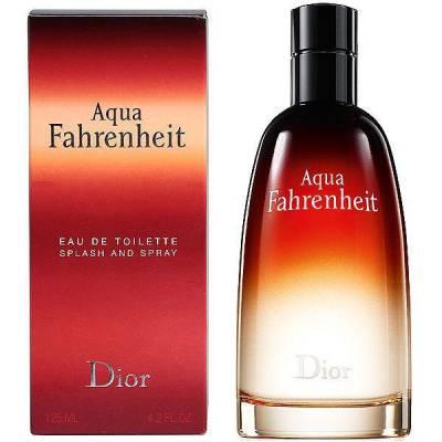 Мужская парфюмерия Туалетная вода Christian Dior Fahrenheit Aqua 100ml (лицензия)