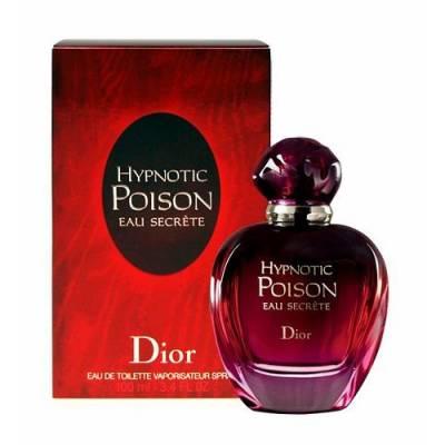 Женская парфюмерия Туалетная вода Christian Dior Hypnotic Poison Eau Secrete 100ml (лицензия)