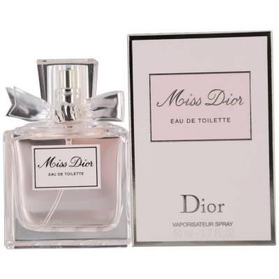 Женская парфюмерия Туалетная вода Christian Dior Miss Dior 100ml (лицензия)