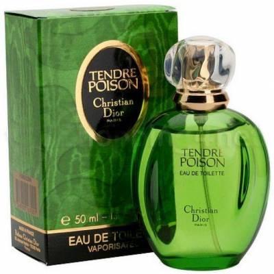 Женская парфюмерия Туалетная вода Christian Dior Tendre Poison 100ml (лицензия)