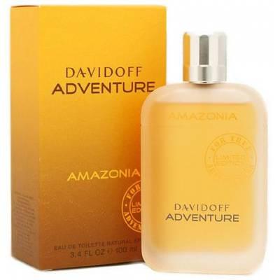 Мужская парфюмерия Туалетная вода Davidoff Adventure Amazonia 100ml (лицензия)