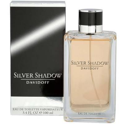Мужская парфюмерия Туалетная вода  Davidoff Silver Shadow Men 100ml