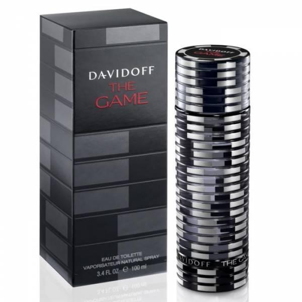 туалетная вода Davidoff The Game 100ml лицензия