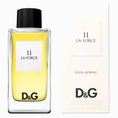 Женская парфюмерия Туалетная вода D&G Anthology 11 La Force 100ml (лицензия)