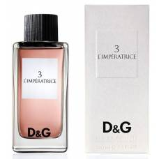 Туалетная вода D&G Anthology LImperatrice 3 100ml (лицензия)