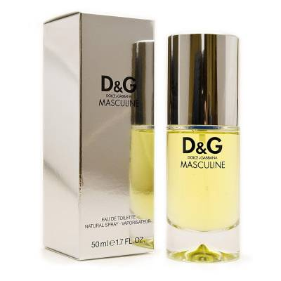 Мужская парфюмерия Туалетная вода D&G Masculine 100ml (лицензия)