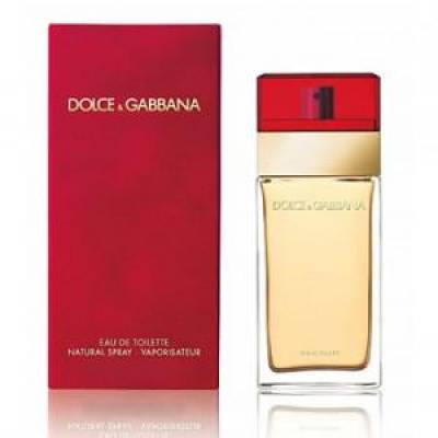Женская парфюмерия Туалетная вода D&G Pour Femme 100ml (лицензия)