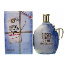 Туалетная вода Diesel Fuel for Life Denim Collection Homme 75ml (лицензия)