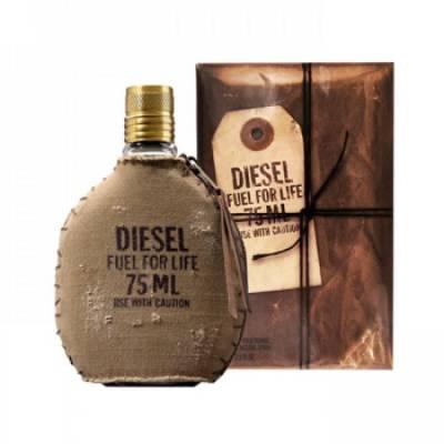 Мужская парфюмерия Туалетная вода Diesel Fuel for Life Men 125ml (лицензия)