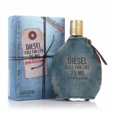 Туалетная вода Diesel Fuel For Life Summer Edition Pour Homme 100ml (лицензия)