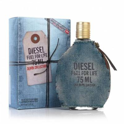 Мужская парфюмерия Туалетная вода Diesel Fuel For Life Summer Edition Pour Homme 100ml (лицензия)