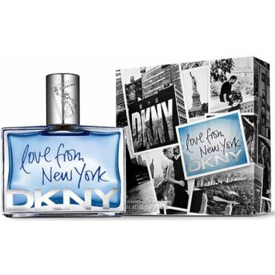 Туалетная вода DKNY Love From New York 100ml (лицензия)