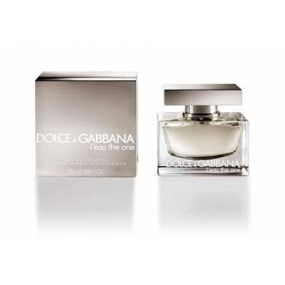 Женская парфюмерия Туалетная вода Dolce & Gabbana LEau The One 75ml (лицензия)