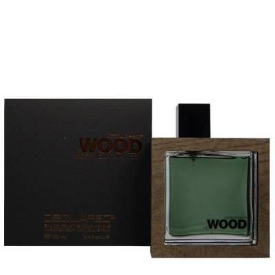 Мужская парфюмерия Туалетная вода Dsquared2 He Wood Rocky Mountain Wood 100ml (лицензия)