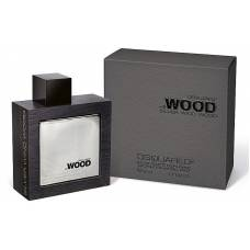 Туалетная вода Dsquared2 He Wood Silver Wind Wood 100ml (лицензия)