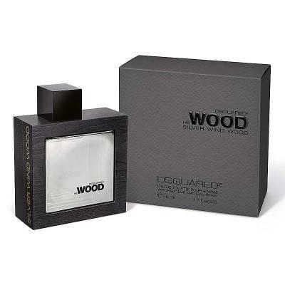 Туалетная вода Dsquared2 He Wood Silver Wind Wood 100ml (лицензия)
