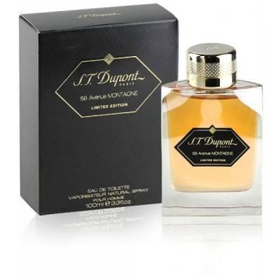 Мужская парфюмерия Туалетная вода Dupont 58 Avenue Montaigne Pour Homme Limited Edition 100ml (лицензия)