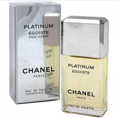 Мужская парфюмерия Туалетная вода Egoiste Platinum 100ml (лицензия)