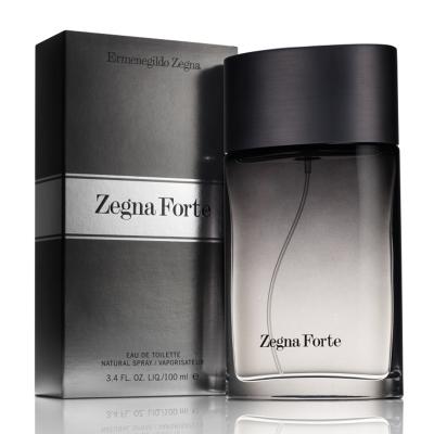 Мужская парфюмерия Туалетная вода Ermenegildo Zegna Zegna Forte 100ml (лицензия)